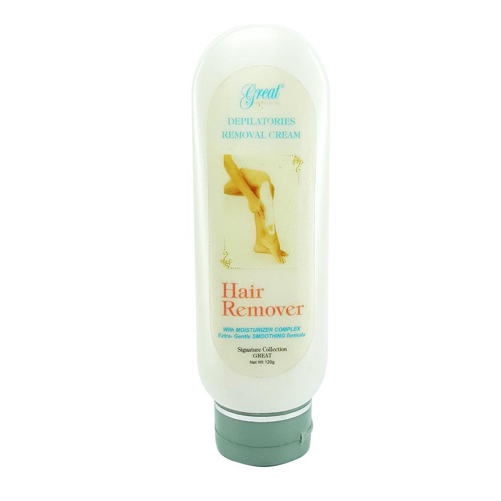 Kem Tẩy Lông 120g Great Hair Remover