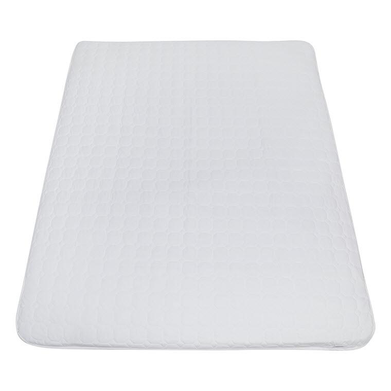 Tấm tiện nghi cho nệm 10 cm - Supper Soft Mattress Topper - Trắng Tinh