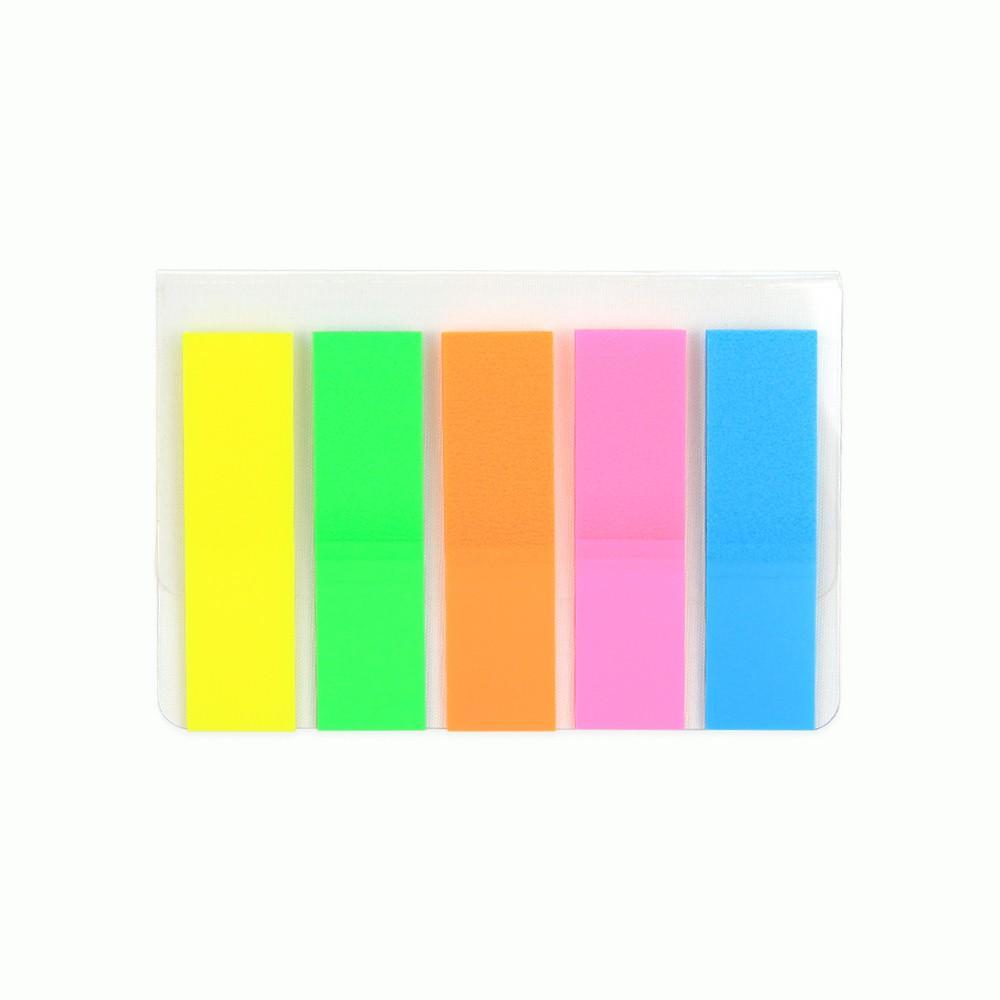 Giấy phân trang 5 màu Hồng Hà HS-PT3 6665