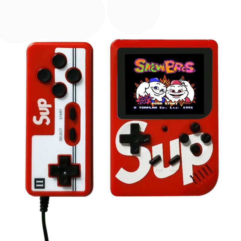 Máy chơi game sup 2 người 400 trò, gamesup đôi - Màu ngẫu nhiên