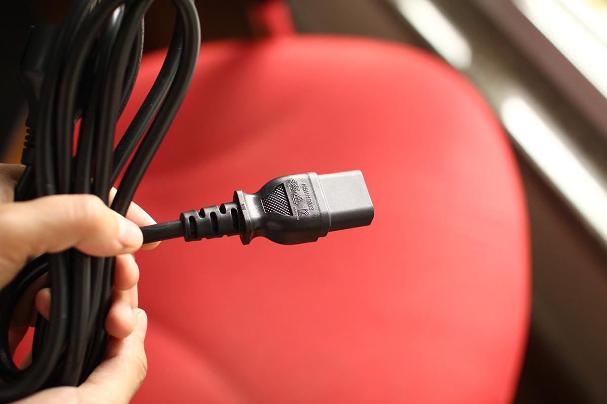 Dây nguồn PC Orizinal, dây nguồn PC dài 2m lõi đồng có cầu chì chống cháy nổ