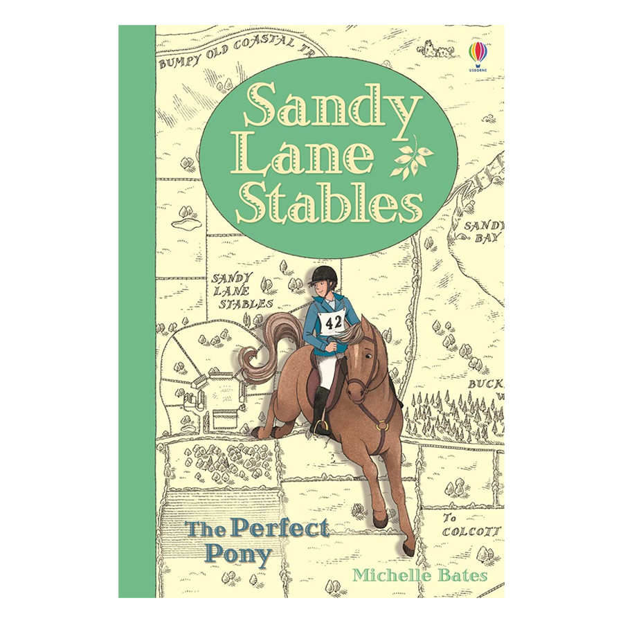 Usborne Sandy Lane Stables The Perfect Pony