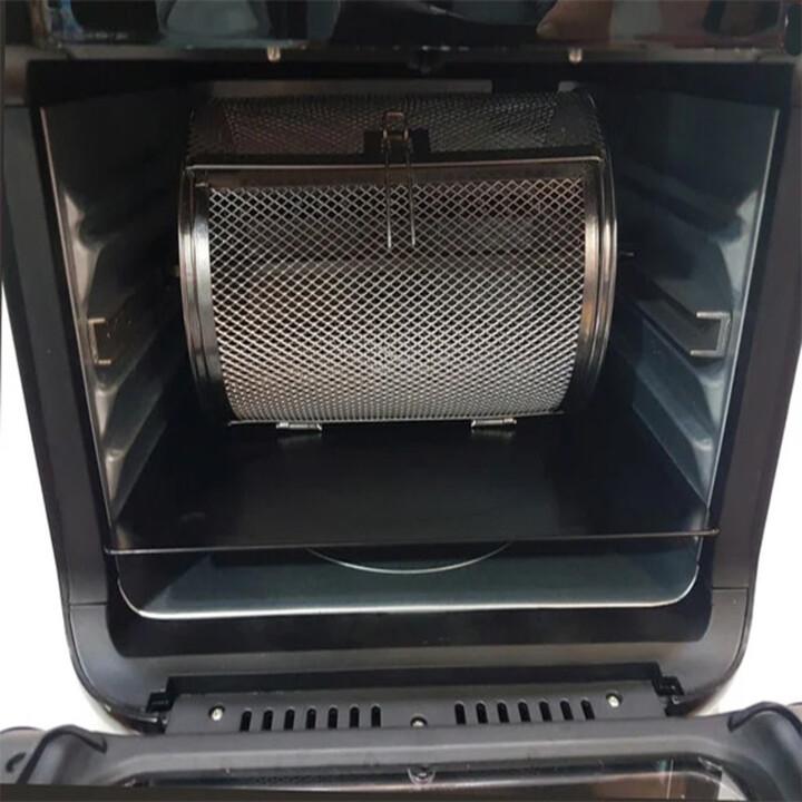 Lò nướng không khí cao cấp thương hiệu DSP KB2030 - Dung tích: 12 Lít - Công suất: 1700W - 10 chức năng nấu - Hàng Nhập Khẩu
