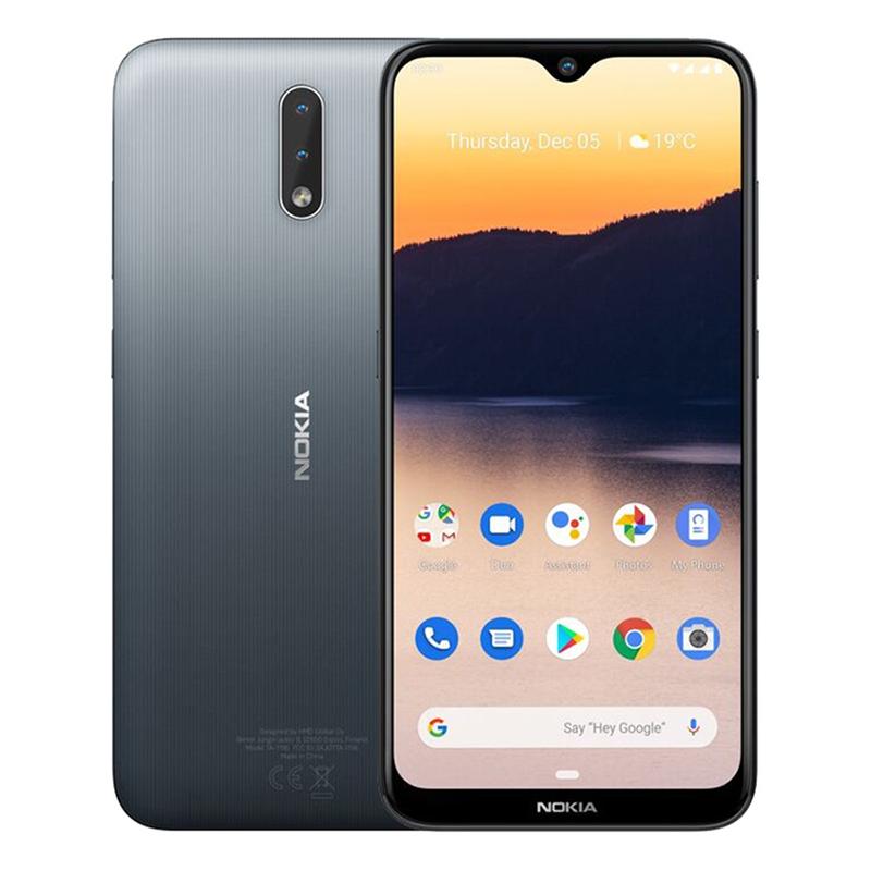 Điện Thoại Nokia 2.3  32GB2GB - Hàng Chính Hãng - Đen