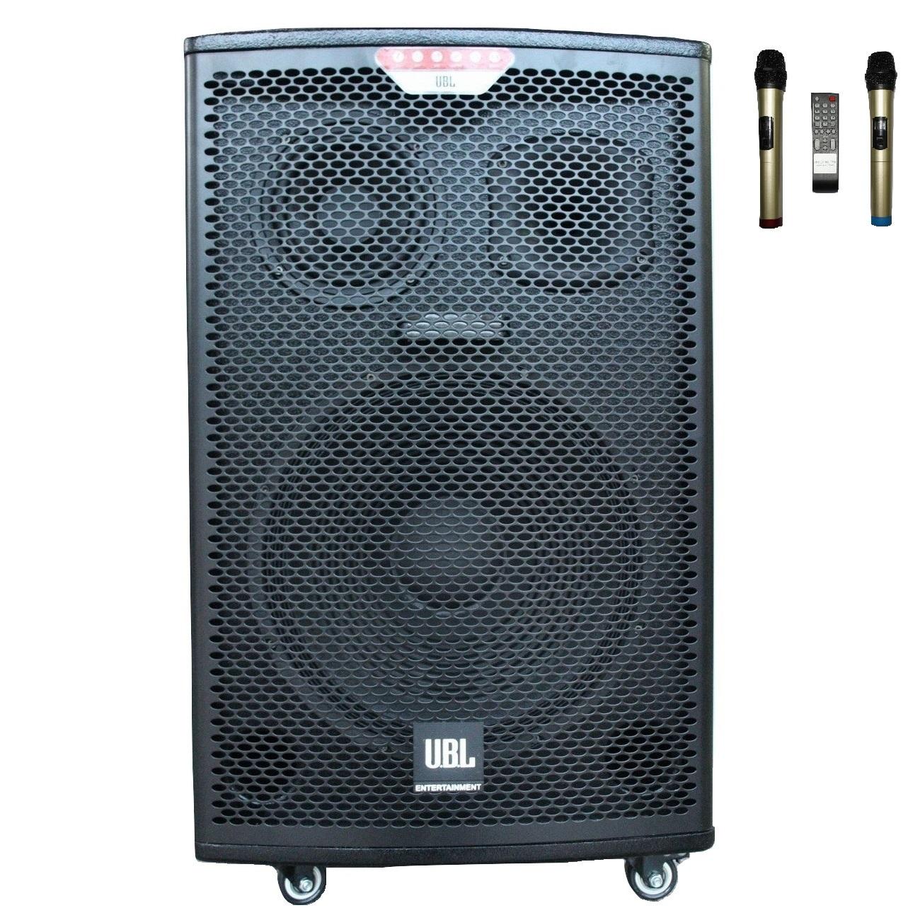 Loa Kéo Di Động Karaoke Bass 30 U.B.L LK-30U60 (600W) 3 Tấc - Chính Hãng