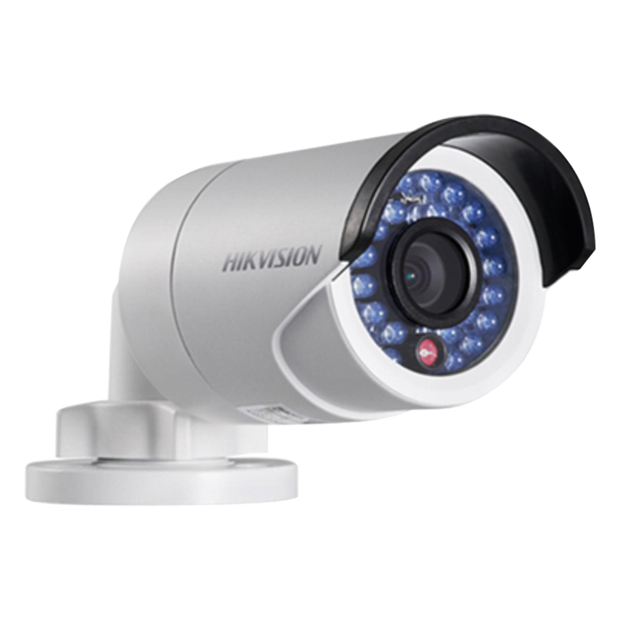 Trọn bộ 1 Camera quan sát HIKVISION TVI 1 Megapixel DS-2CE16C0T-IRP chuẩn 720HD - Hàng chính hãng