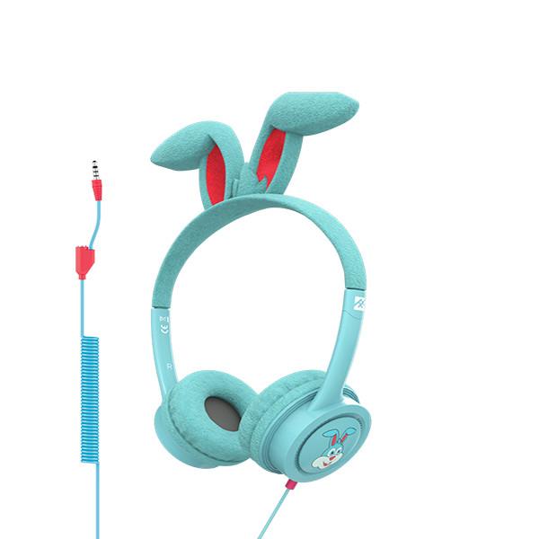 Tai nghe trẻ em iFrogz Little Rockers Bunny - Hàng chính hãng
