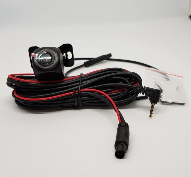 Camera lùi hồng ngoại quay đêm siêu nét 1080P jack 2.5mm góc quay 170 độ
