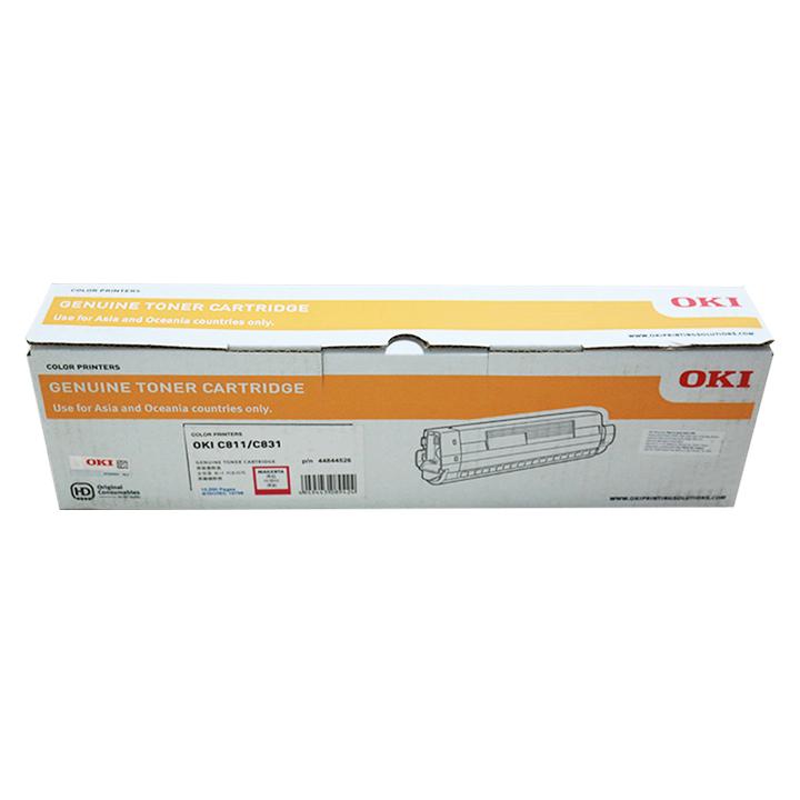 Mực in máy OKI C831n Magenta (Hàng chính hãng)
