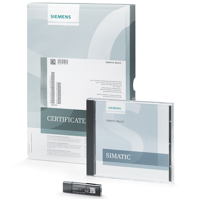 Phần mềm SIMATIC WinCC/Server SIEMENS 6AV6371-1HA07-5AX0 | Hàng chính hãng