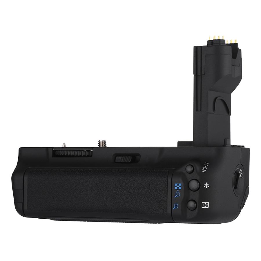 Đế Pin Pixel Cho 6D (Đen) - Hàng Nhập Khẩu