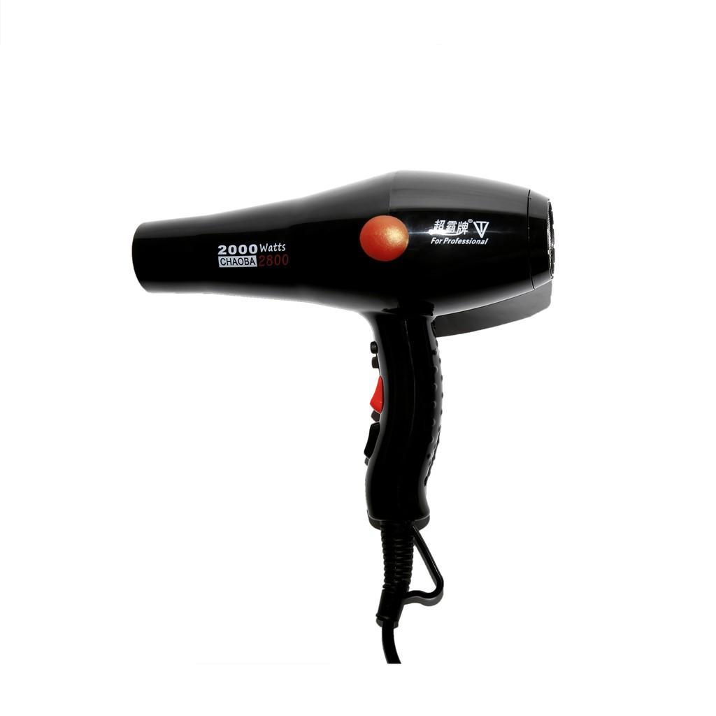 Máy sấy tóc tạo kiểu chaoba 2800  Máy sấy tóc chuyên nghiệp dành cho Salon tóc-gia dụng anz