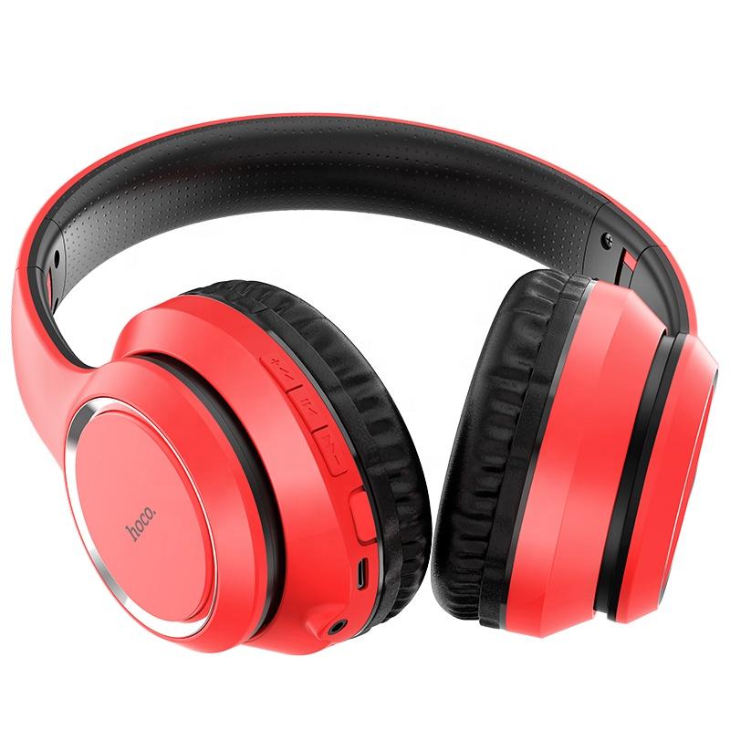 Tai Nghe Chụp Tai Kết Nối Bluetooth HN-W28 âm thanh lớn, bass khoẻ - Hàng Chính Hãng - Giao Màu Ngẫu Nhiên