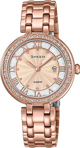 Đồng hồ Casio Nữ Sheen SHE-4034PG-4AUDR