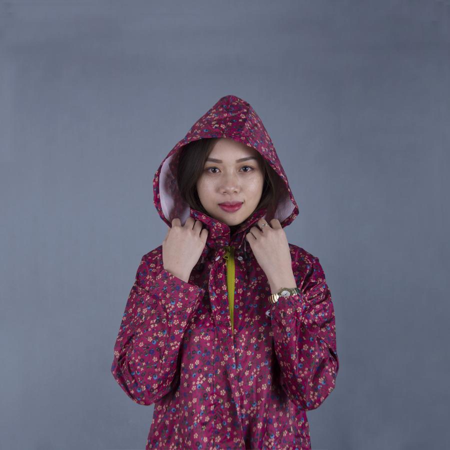 Áo mưa măng tô thời trang Tân Hưng Phong