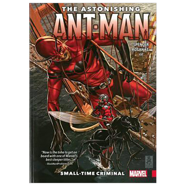 The Astonishing Ant-Man Vol. 2: Small-Time Criminal Tpb