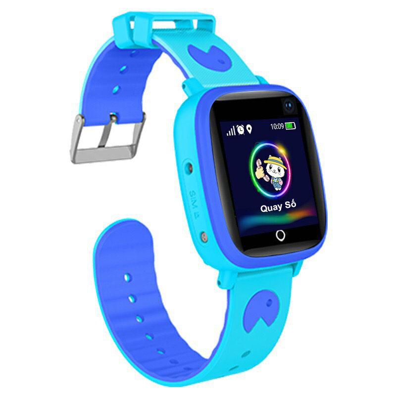 Đồng hồ thông minh định vị trẻ em ANNCOE A11 nghe gọi hai chiều nhắn tin định vị từ xa chống nước IP67 - Hàng Chính Hãng