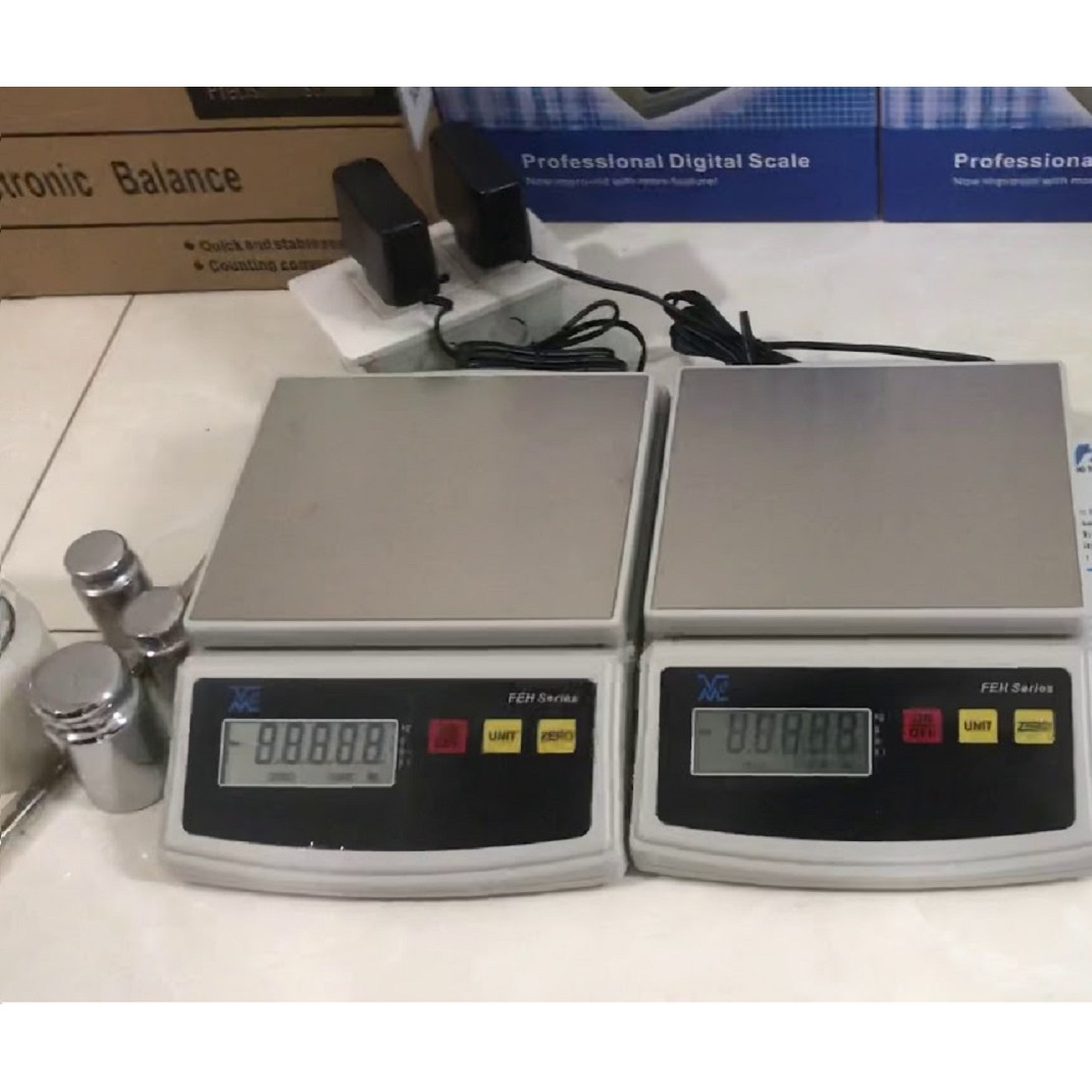 cân thực phẩm, cân điện tử dùng trong nhà bếp FEH - 6kg
