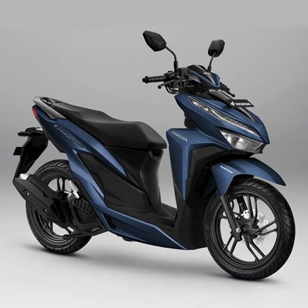 Xe Máy Honda Vario 150 (Xanh Nhám) - Hàng Nhập Khẩu