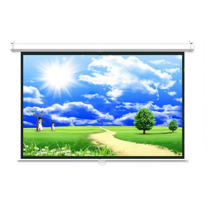 Màn chiếu treo tường Herin 96x96 inch