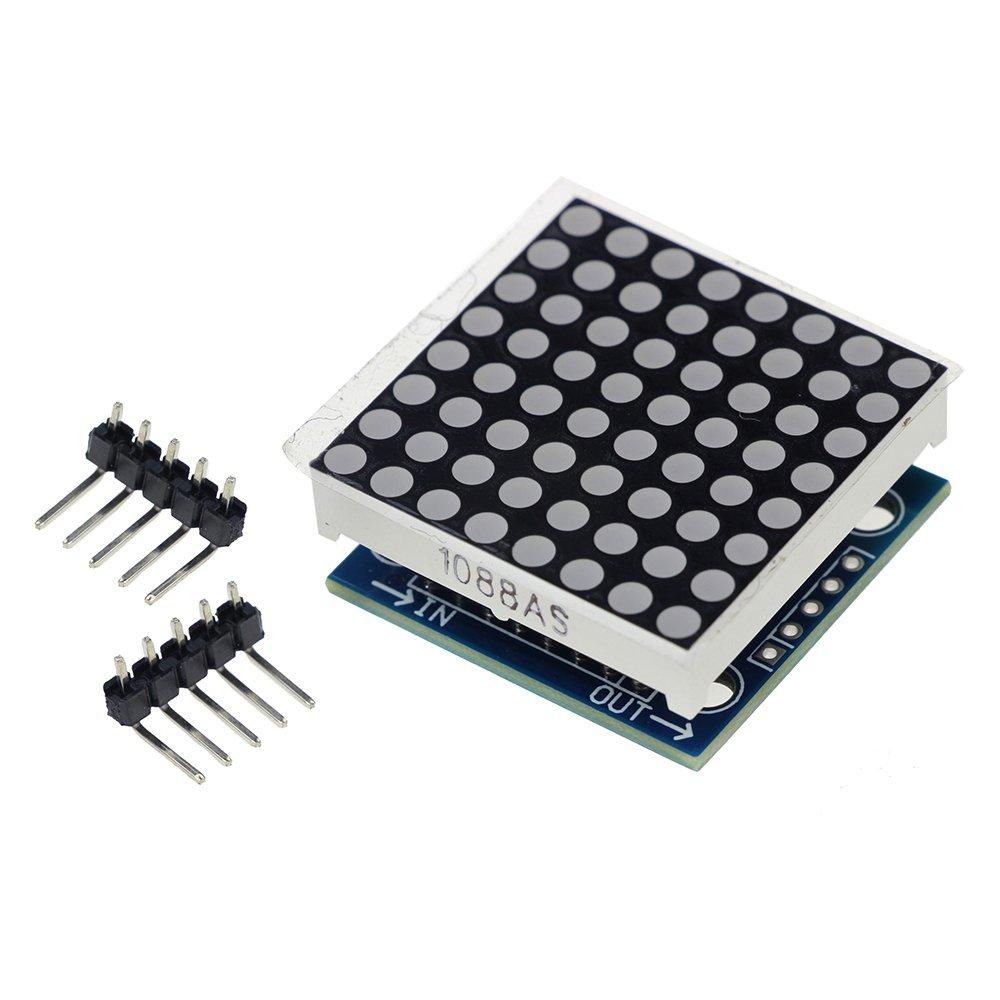 Module mạch hiển thị LED ma trận 8x8