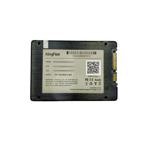 """Ổ cứng SSD KINGFAST F6 PRO 120GB SATA3 6Gb/s 2,5"""" (Read 550MB/s  Write 450MB/s) - Hàng chính hãng"""