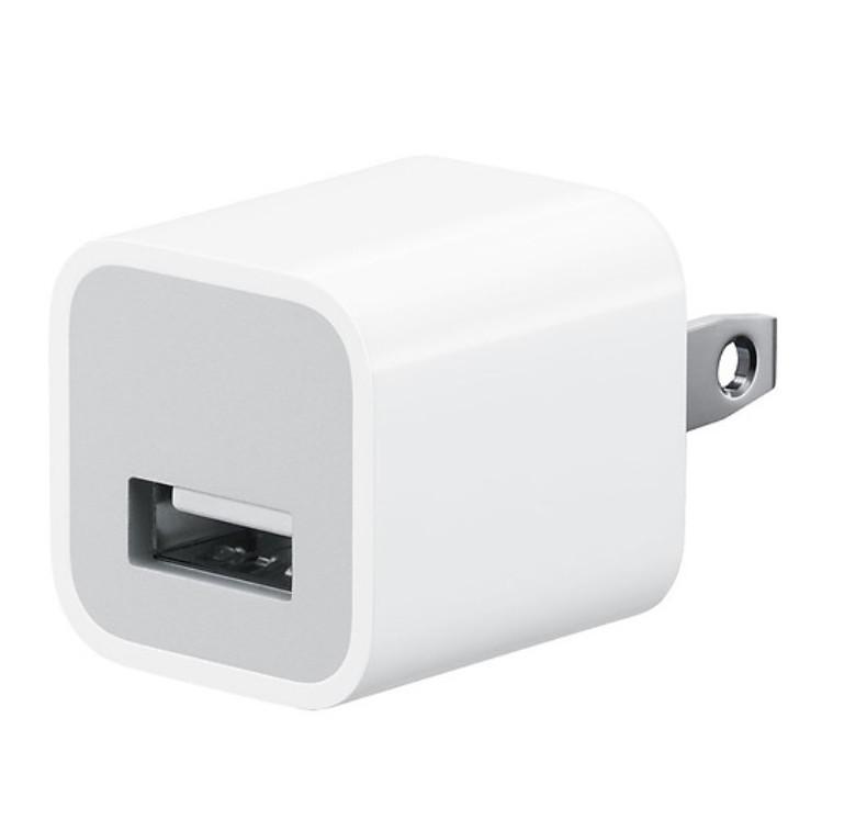 Củ sạc vuông A21 dành cho iPhone ổn định nguồn điện, tuổi thọ cao