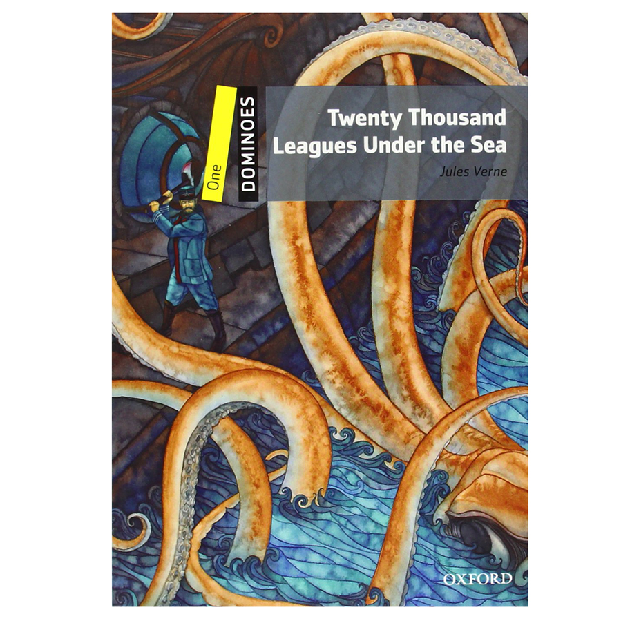 Dominoes (2 Ed.) 1: Twenty Thousand Leagues Under the Sea