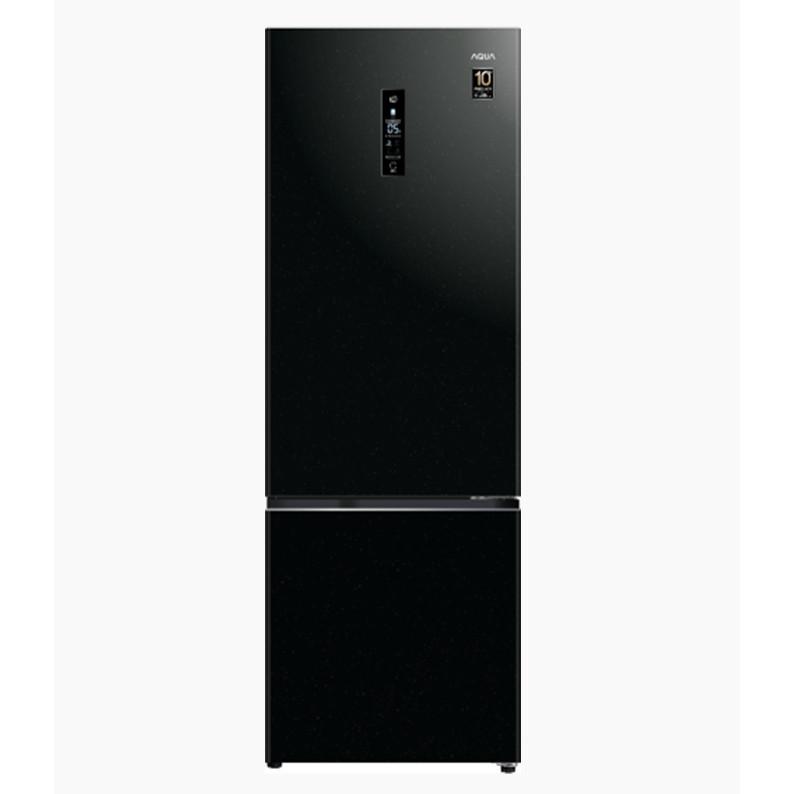 Tủ lạnh Aqua Inverter 324 lít AQR-B388MA(FB) 2021 - Hàng chính hãng (chỉ giao HCM)
