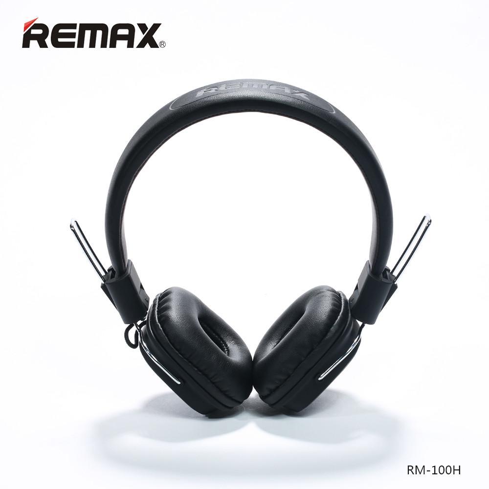 Tai Nghe Remax RM-100H - Hàng chính hãng