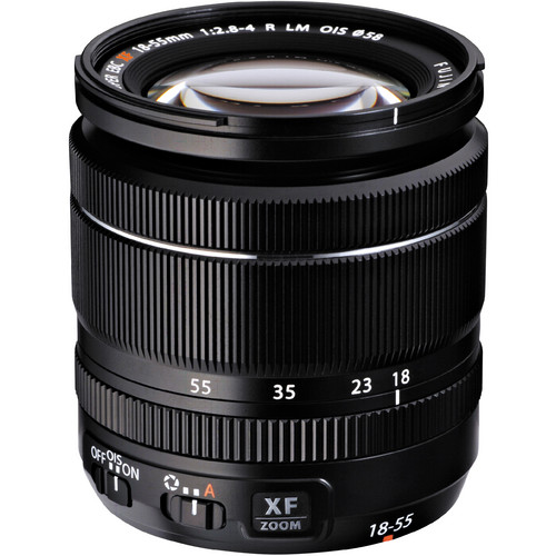 Ống Kính Fujifilm XF18-55 Tách Kit (Chính Hãng) - KWWS