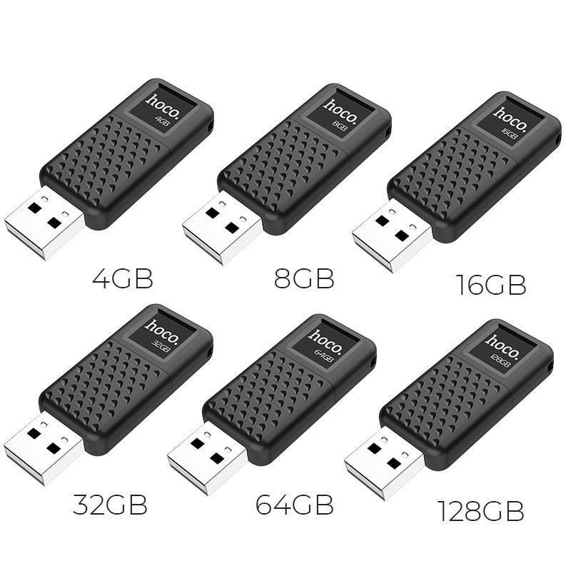USB Hoco Intelligent 2.0 64Gb -Hàng chính hãng