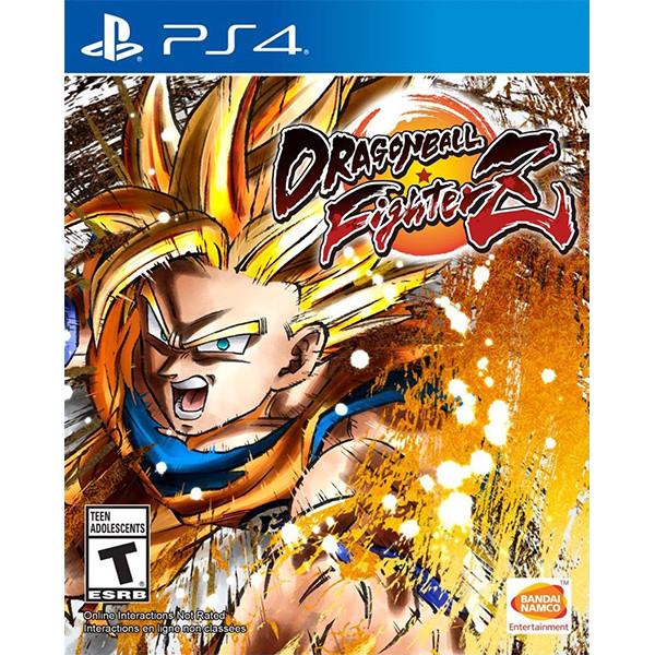 Đĩa game Dragon Ball FighterZ cho PS4 - Hàng Nhập Khẩu