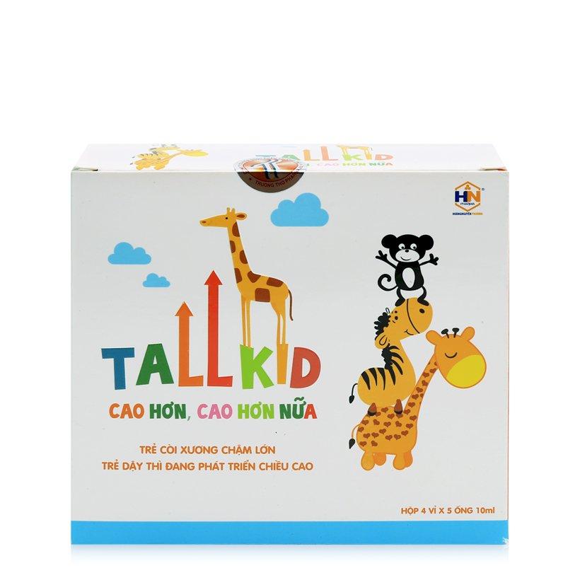 Thực Phẩm Chức Năng Bổ sung Vitamin, tăng chiều cao, giúp trẻ ăn ngon Tallkid