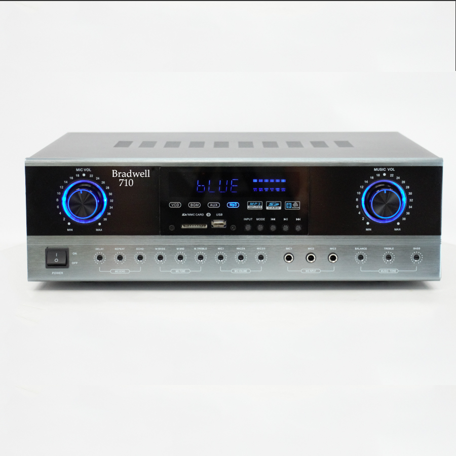 Amply karaoke Bradwell BR710