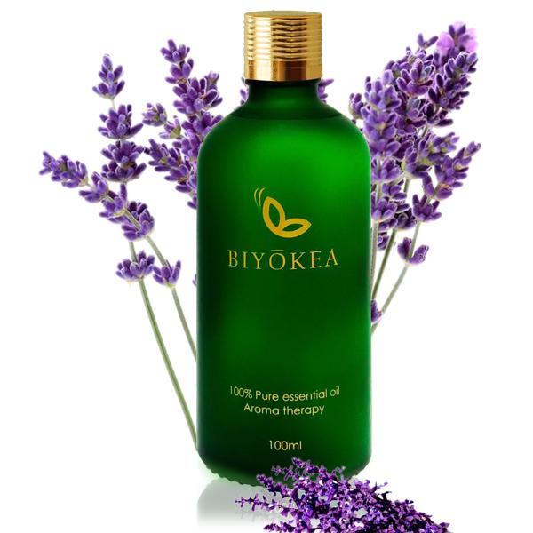 Tinh dầu Oải Hương (tinh dầu Lavender) xông hương thư giãn, dễ ngủ 100ml BIYOKEA