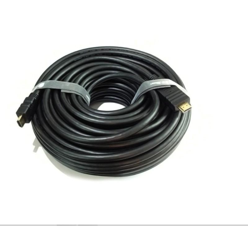 Cáp HDMI tròn Ugreen 25m UG-10113 - Hàng chính hãng