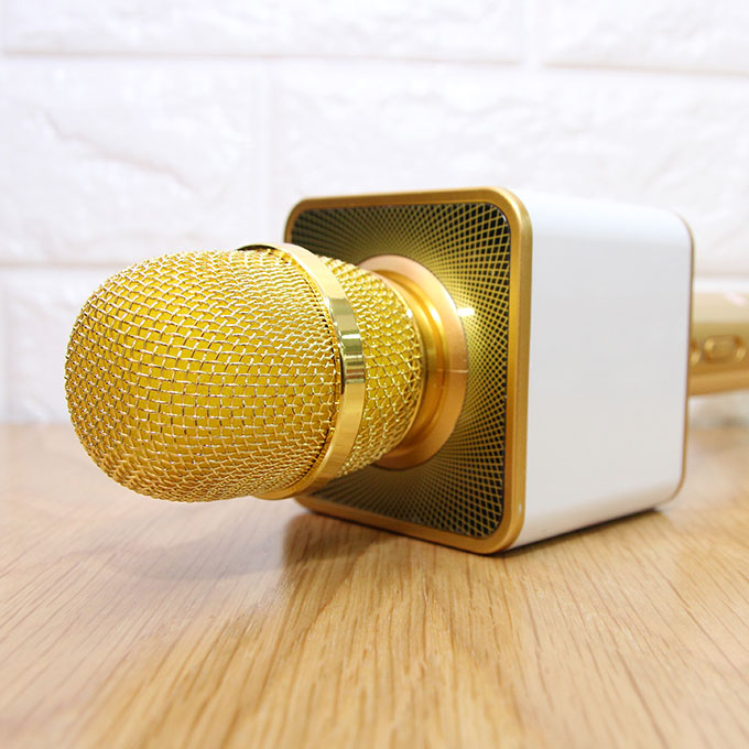 Mic Hát Karaoke Bluetooth SD-08