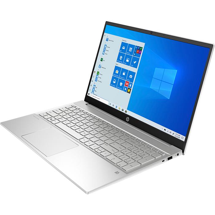 Laptop HP Pavilion 15-eg0009TU 2D9K6PA (Core i3-1115G4/ 4GB DDR4 3200MHz/ 512GB PCIe NVMe M.2 SSD/ 15.6 FHD IPS/ Win10 + Office) - Hàng Chính Hãng