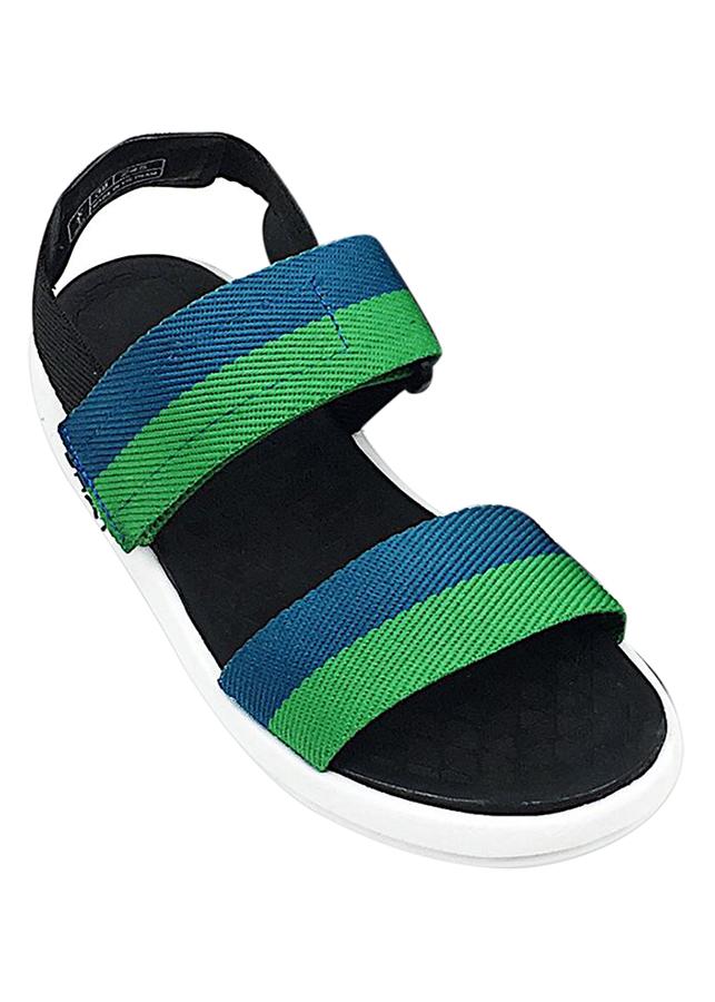 Giày Sandal Nữ SHAT THN009 - Xanh Lá