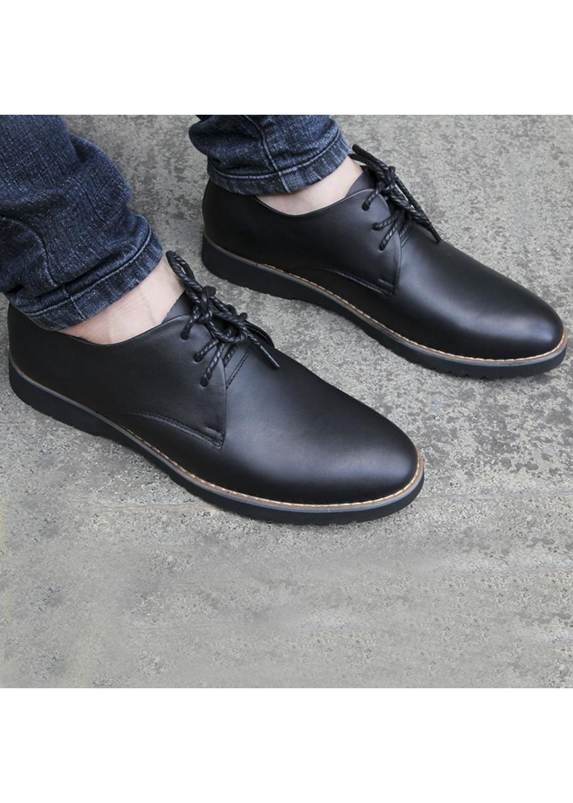 Giày Tây Nam - Giày Tây Nam Da Bò Thật 100% - Mã B0222