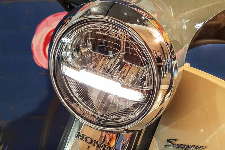 Xe máy Honda Super Cub C125 - Xanh Lam xám