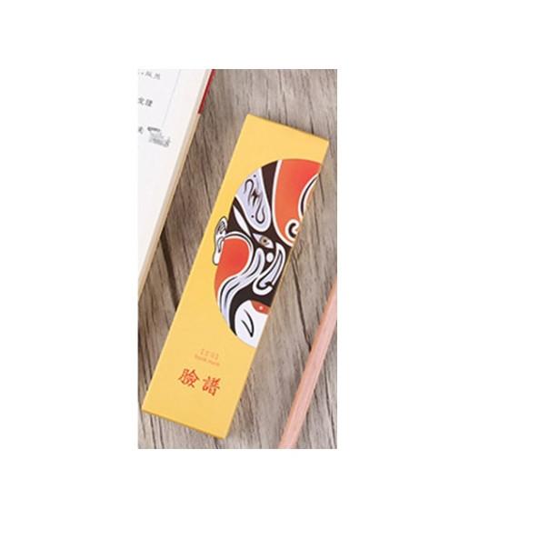 Hộp 30 Bookmark Đánh Dấu Sách - Mặt Nạ