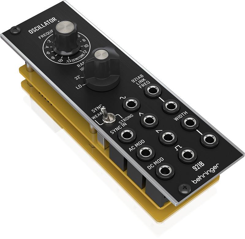 Behringer 921B OSCILLATOR - Analog VCO Eurorack Module-Hàng Chính Hãng