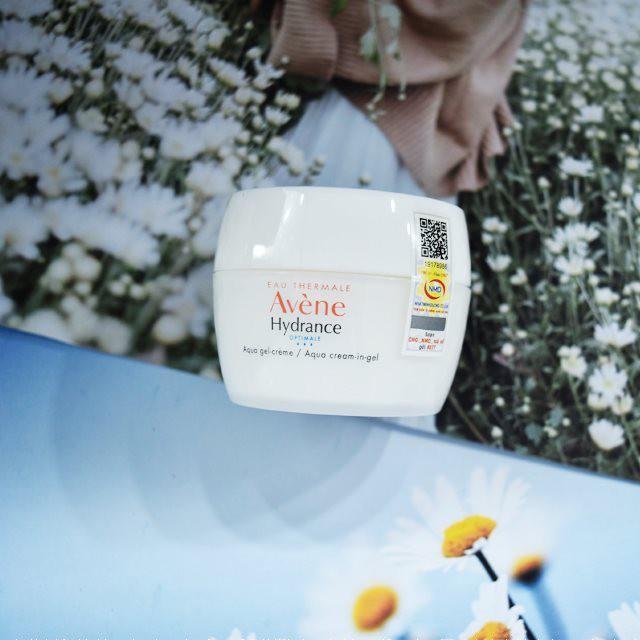 Kem dưỡng ẩm cho da khô và nhạy cảm Eau Thermale Avene Hydrance Optimale Aqua Cream-In-Gel 50ml