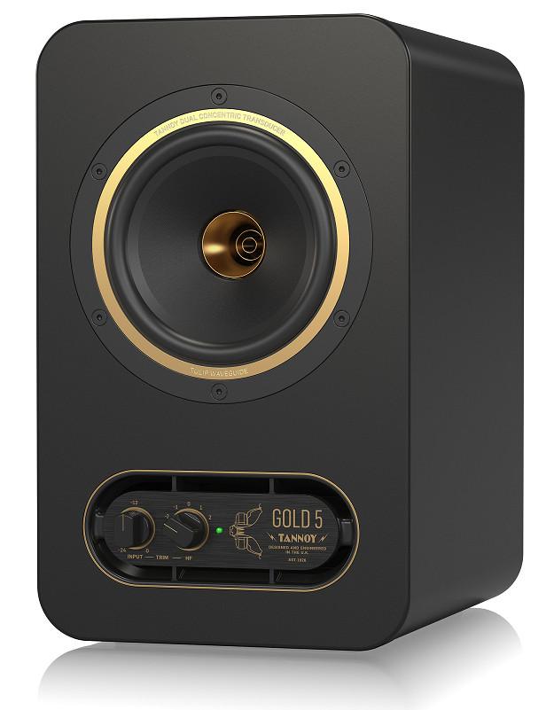 Loa Tích Hợp Ampli Tannoy Monitor Gold 5-Hàng Chính Hãng