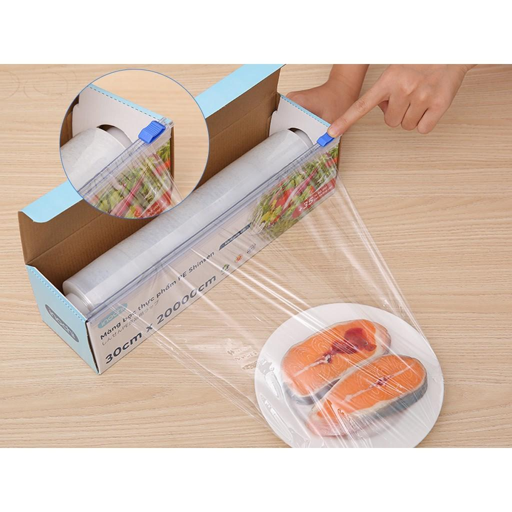 Màng bọc thực phẩm PE Shinsen 30 x 3500 - MATP.S300350