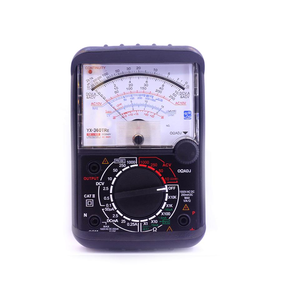 Đồng Hồ Kim Vạn Năng YX - 360TRe - 500g