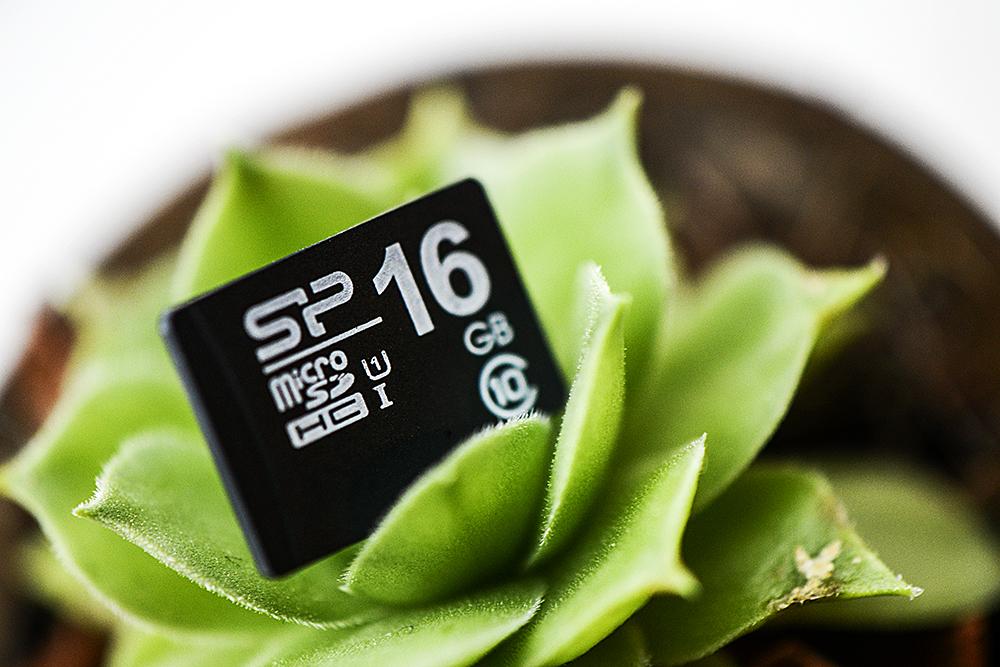 Thẻ Nhớ Micro SD Silicon Power 16GB Class 10 up to 40 MB/s _ Hàng Chính Hãng