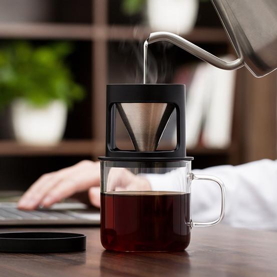 Ly lọc cafe thủy tinh Samadoyo FT008 (300ml)